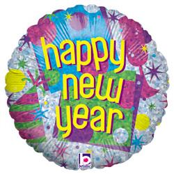 18B SHINY NEW YEAR (HOLO)