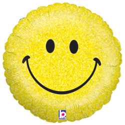 18B SMILEY FACE (H)