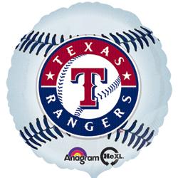 18A MLB TEXAS RANGERS