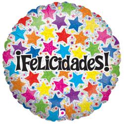 18B FELICIDADES STAR
