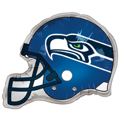 21A SEATTLE SEAHAWKS HELMET