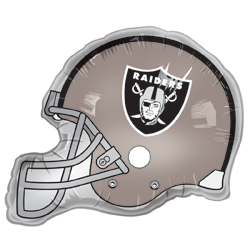 21A OAKLAND RAIDERS HELMET