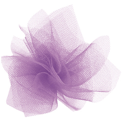 "6"" X 25 YD TULLE LAVENDER"