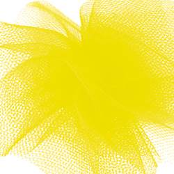 "6"" X 25 YD TULLE-NEW YELLOW"
