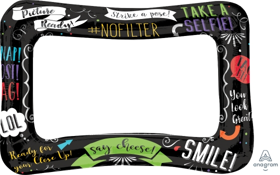 23A SELFIE FRAME PHOTO BOOTH