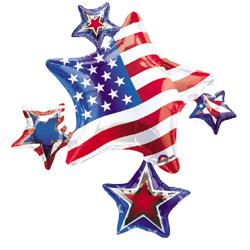 35A SHP: AMERICAN SPIRIT CLUST