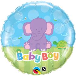 18P BABY BOY ELEPHANT