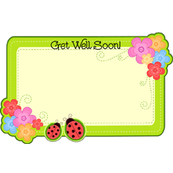 ENCL CARD GWS LADYBUGS