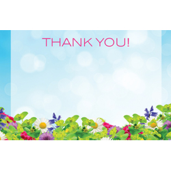 ENCL CARD THANK YOU (50)